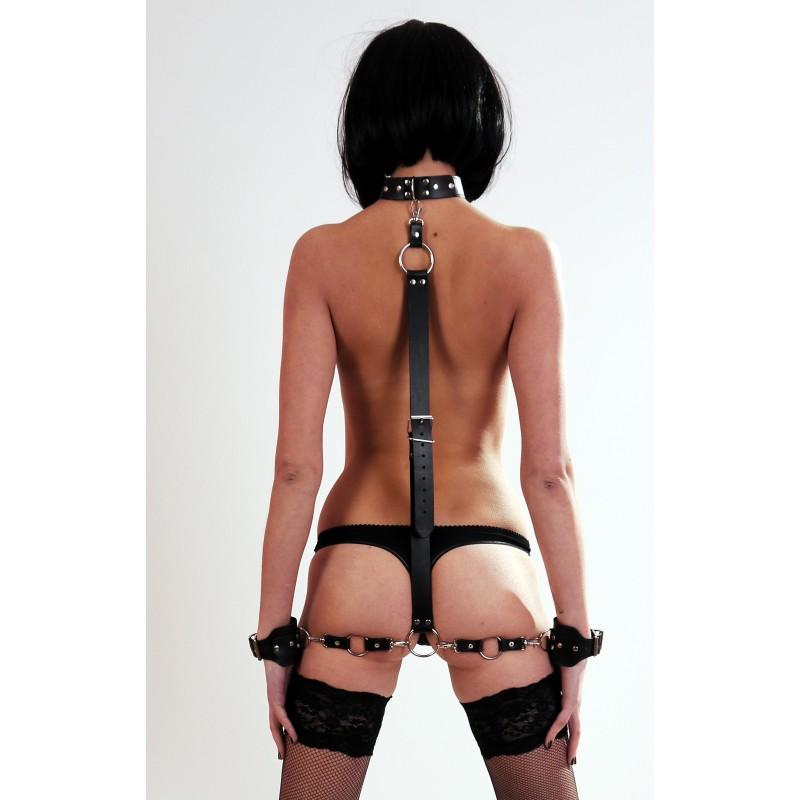 Scappa ошейник наручники пояс крепление
